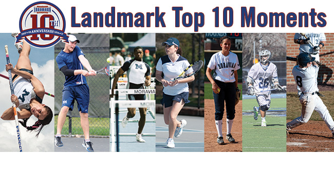 Vote for the Landmark Conference Spring Sports Top Moments