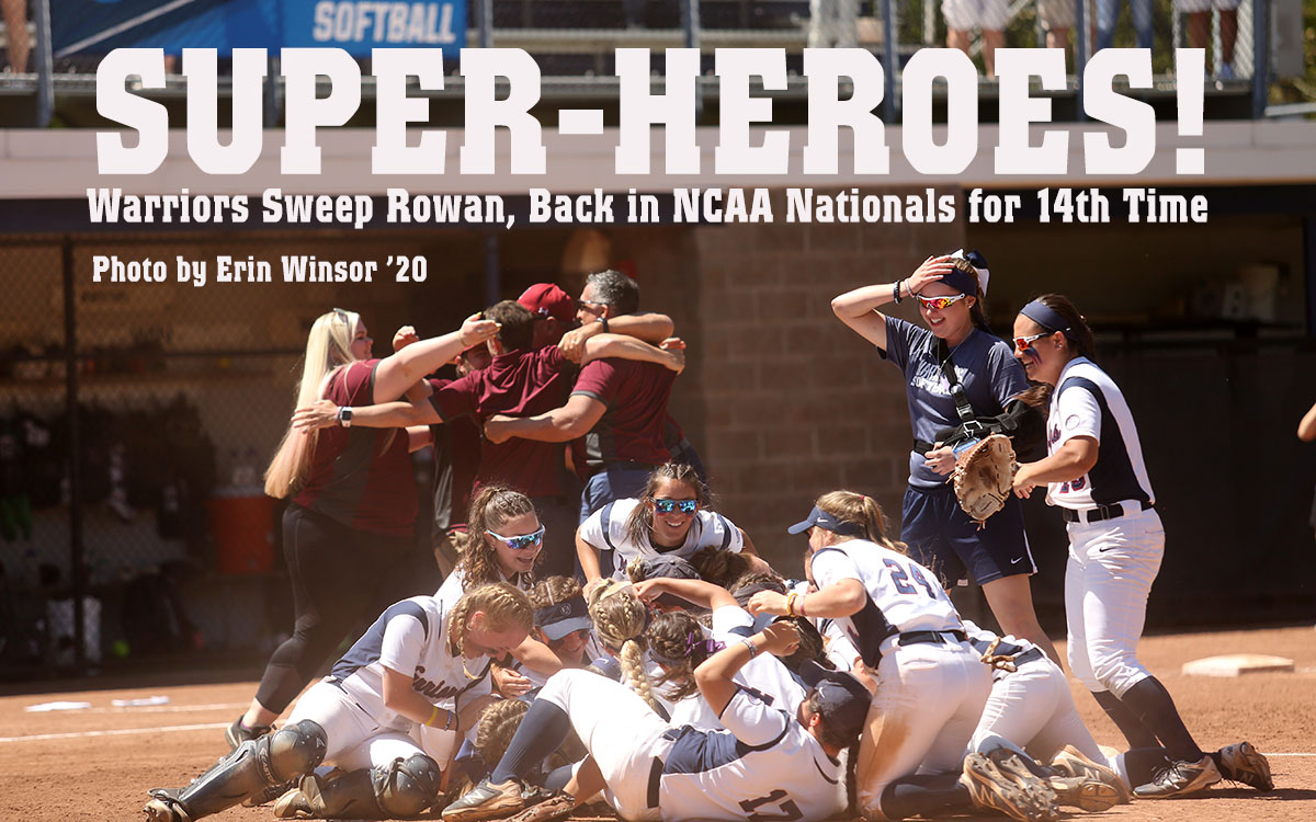 Softball: Warriors Make the Most of First Super Regional Appearance, Head to Nationals