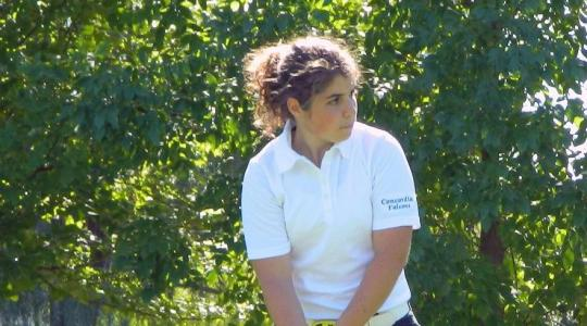 Puch named NAC Women's Golfer of the Week