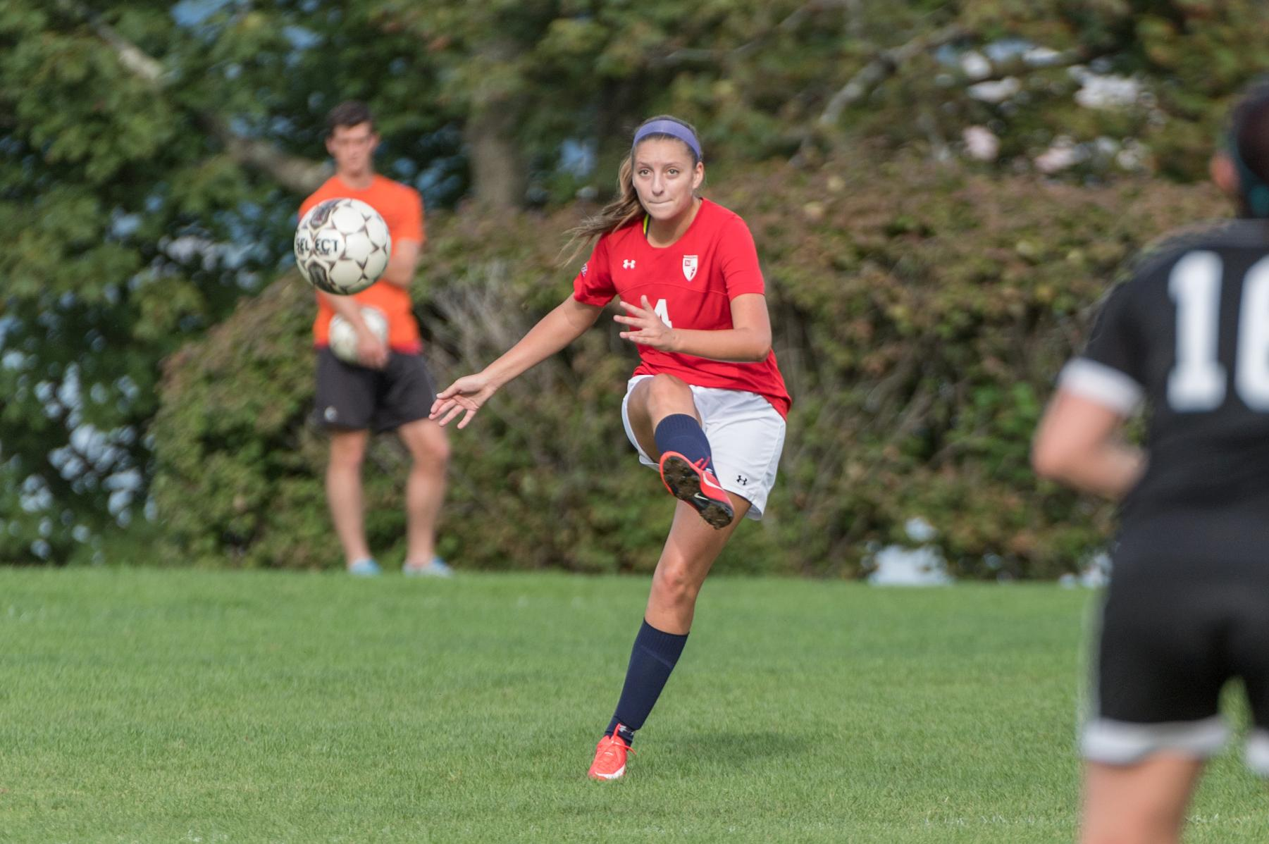 Women's Soccer Falls to Mercy 0-2