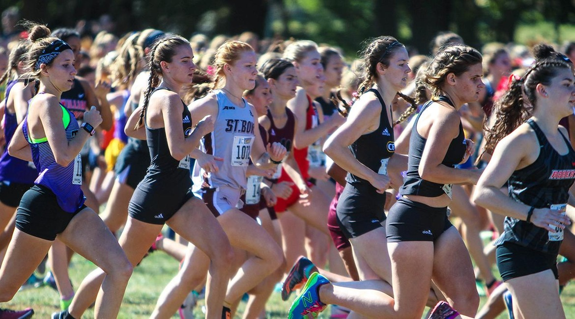 Sydney Beeman paced the Bonnies at the Louisville Classic. (Photo by: Scott Eddy)