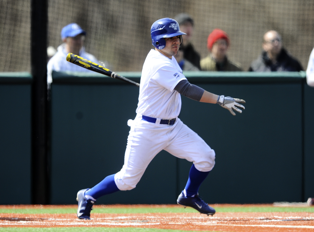 Bryant Tops Baseball in Series Opener