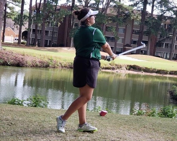 Hagerman Latest Signing For Women's Golf