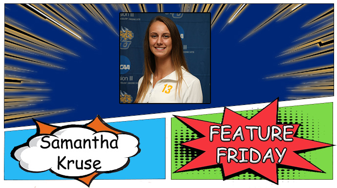 Feature Friday with Samantha Kruse