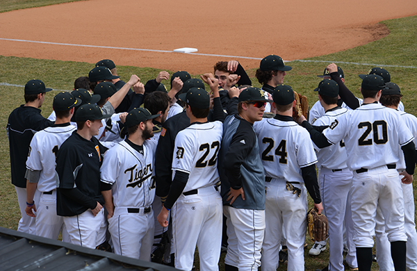 Tigers Complete Four-Game Sweep of Ohio Wesleyan