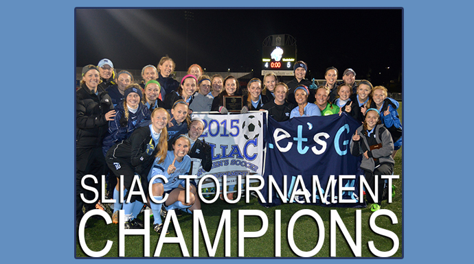 Westminster Women's Soccer Claims First Title In Program History