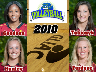 Four Bulldogs Earn All-GLIAC Women's Volleyball Honors