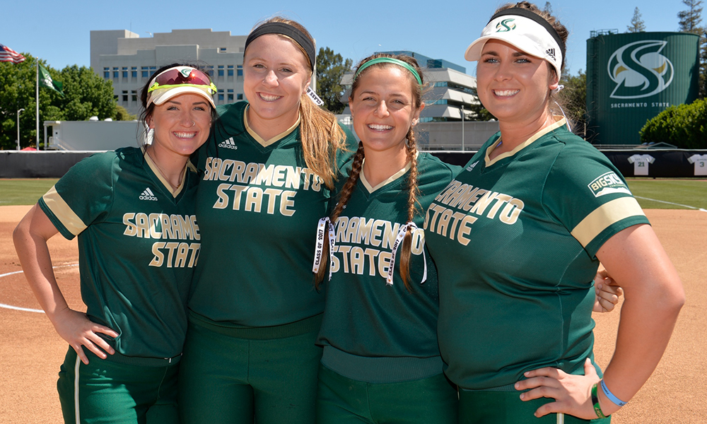 SOFTBALL COMPLETES THREE-GAME SWEEP OF NORTHERN COLORADO ON SENIOR DAY