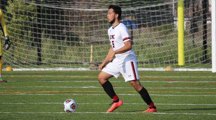 Men's Soccer Drops Season-Opener to Lesley, 1-0