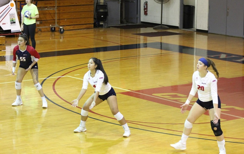 Warriors Volleyball Secures Victory Over Caldwell in Five