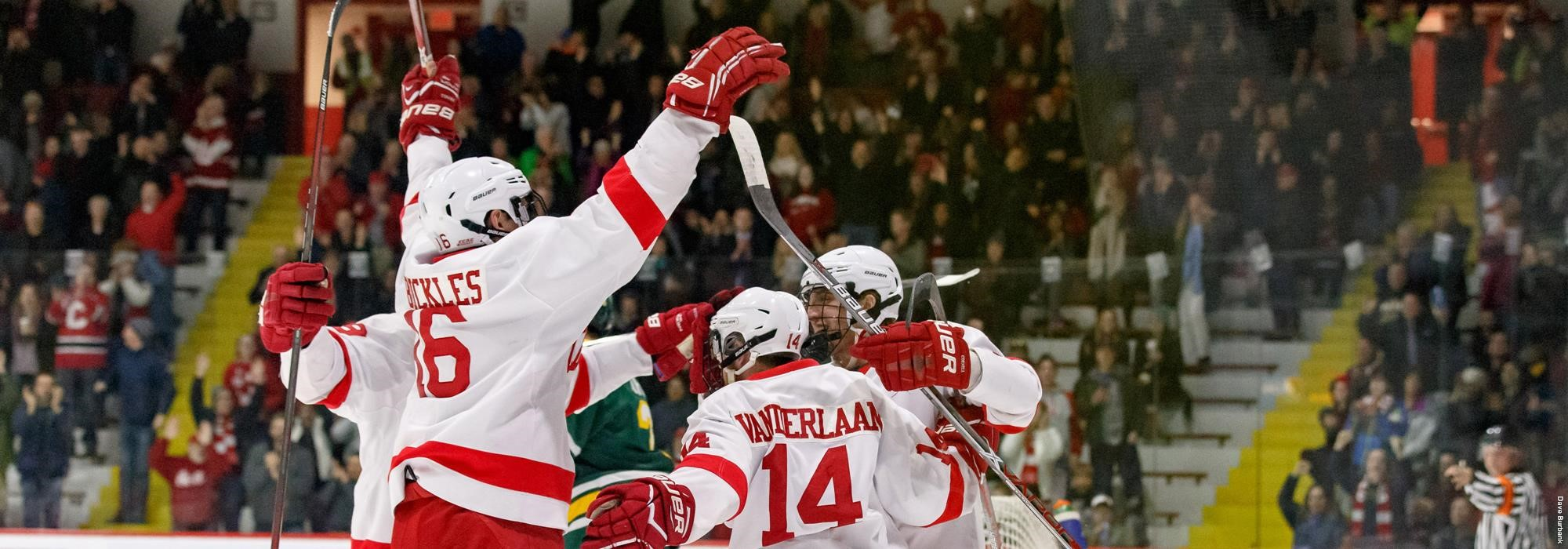 Cornell ties with Clarkson