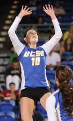 Long Beach Sweeps Gauchos