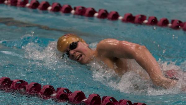 'Roo Swimming Sets Records on Day One of SCAC Championship