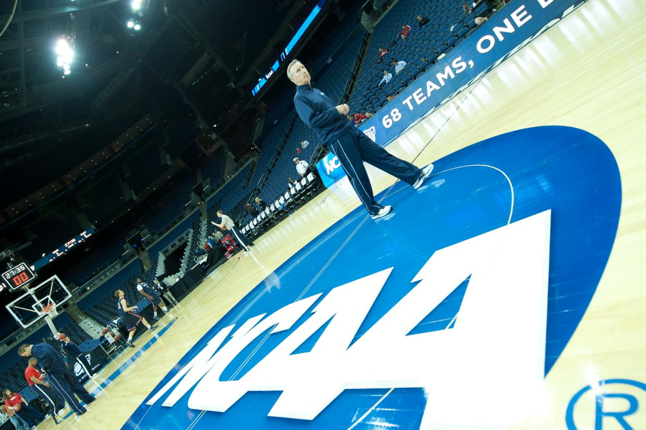 Rick Byrd Named Chairman of NCAA Men's Basketball Rules Committee