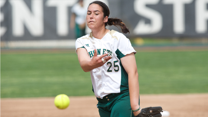 BROOKS EARNS BIG SKY SOFTBALL PLAYER OF THE WEEK HONORS