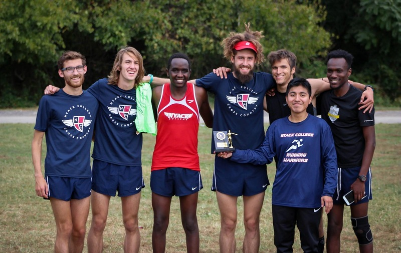 Men's Cross Country Finishes Third at Jack St. Clair Memorial Championship
