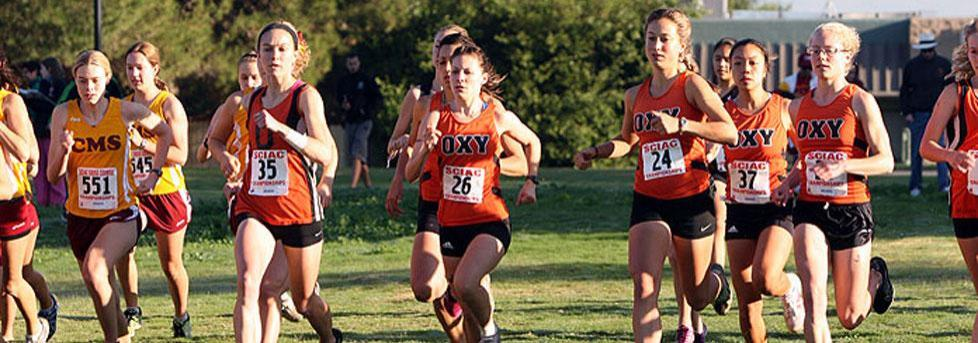 WOMEN'S XC THIRD AT PRADO, THIRD IN SCIAC