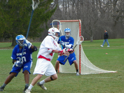MEN'S LAX OPENS SEASON WITH LOSS TO ALVERNIA