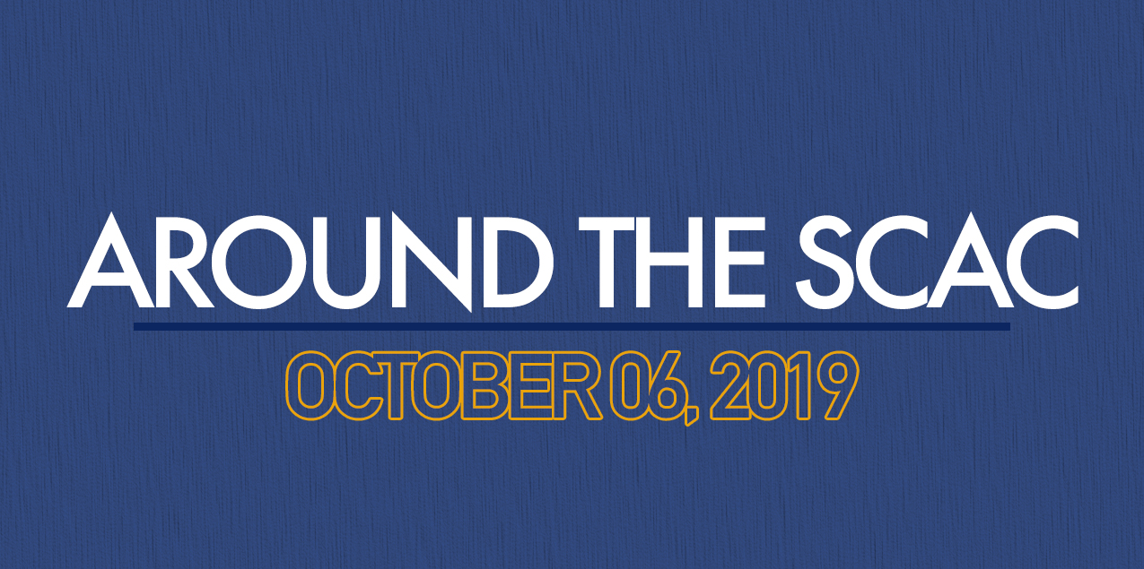 Around the SCAC - October 6