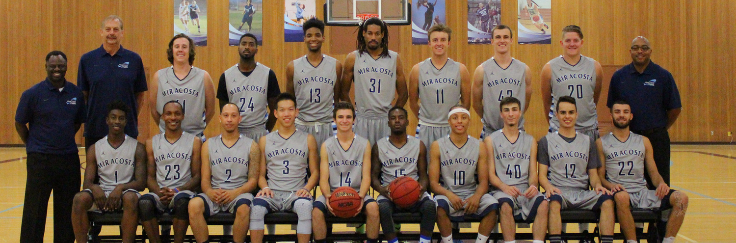 Team Picture, Men's Basketball