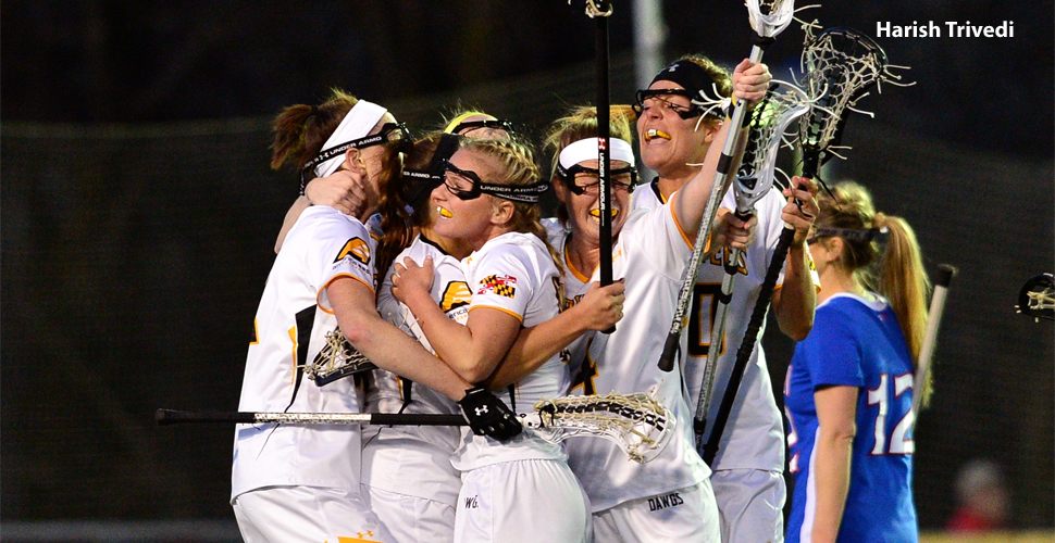 Women's Lacrosse Hosts New Hampshire in AEC Home Opener