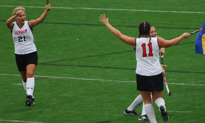 CUA Victorious in Triple Overtime