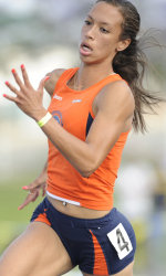 CSF Nets Three-Fourths of Weekly Track & Field Awards