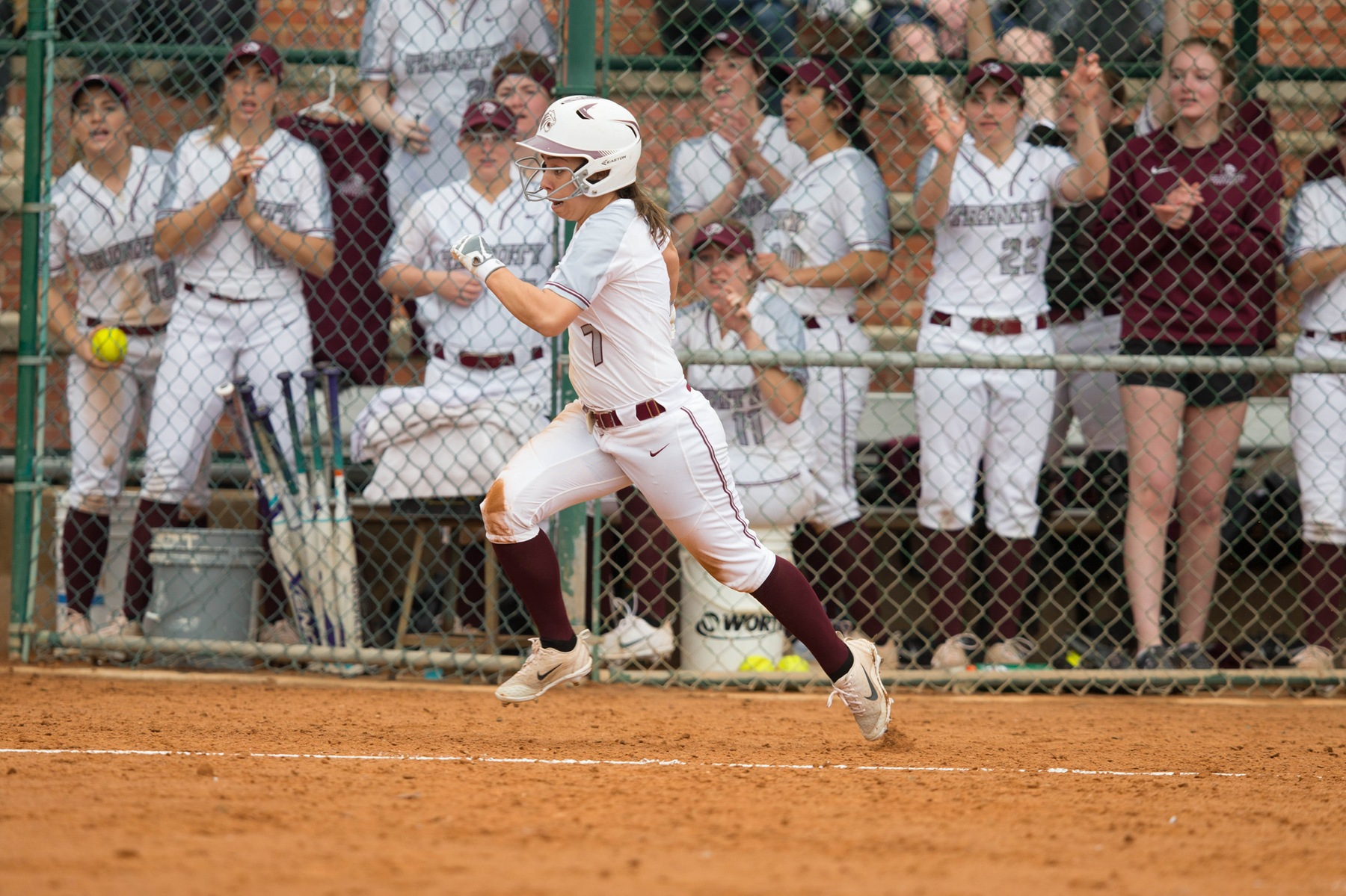 Softball Swept in Road DH at Mary Hardin-Baylor