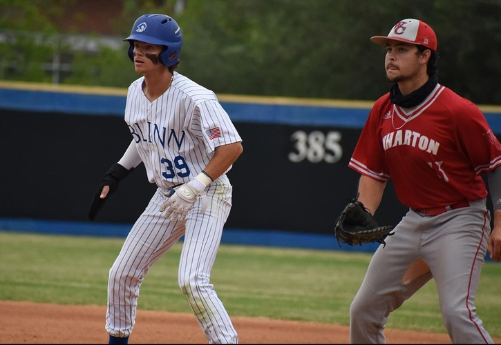 Blinn Baseball Falls To Wharton