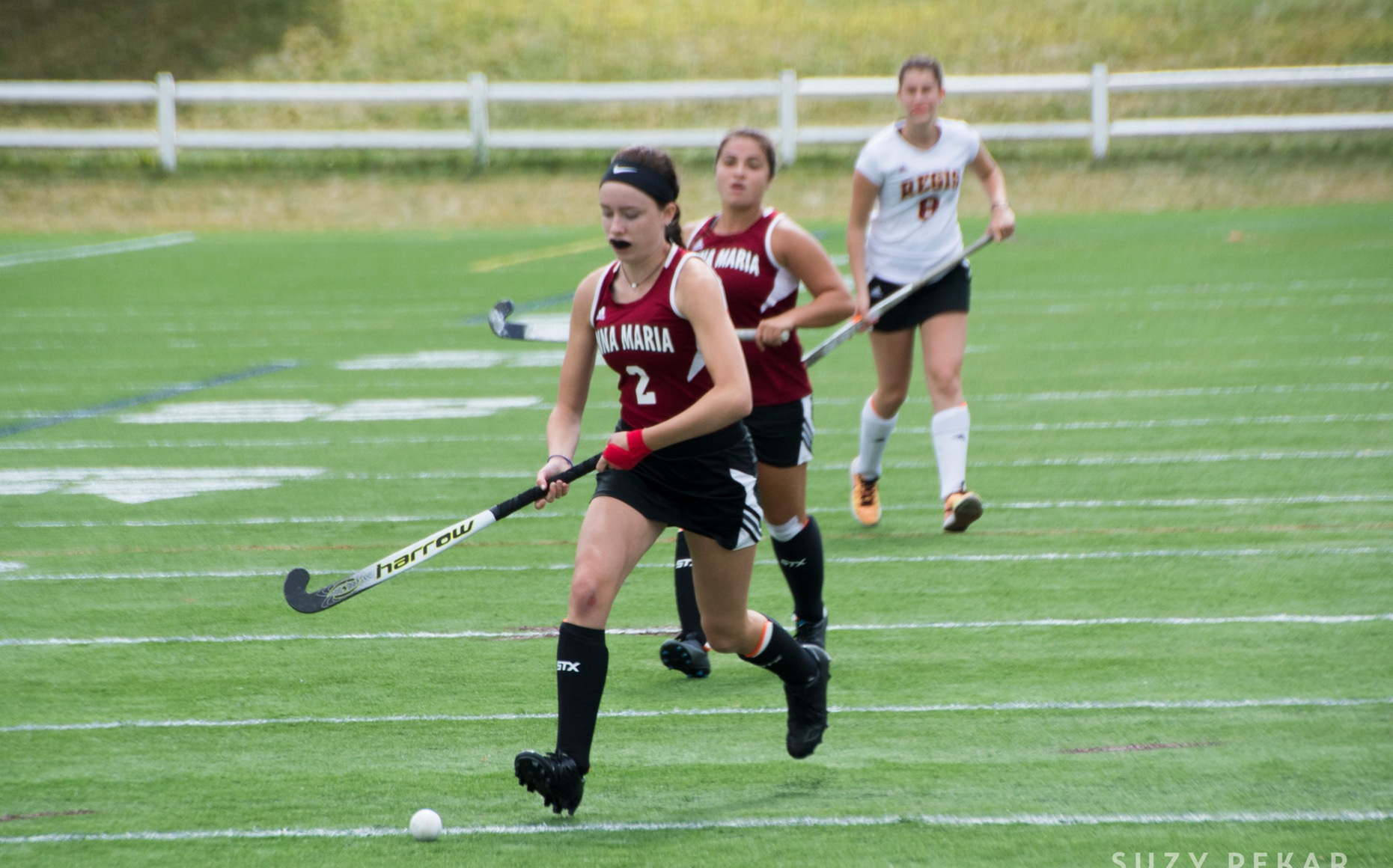 FIELD HOCKEY: Anna Maria shuts down Bay Path