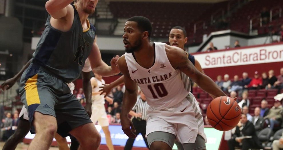 Men's Basketball Senior Guard to Miss Remainder of the Season