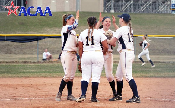 Finlandia Stands As Lone Undefeated Softball Team After First Day