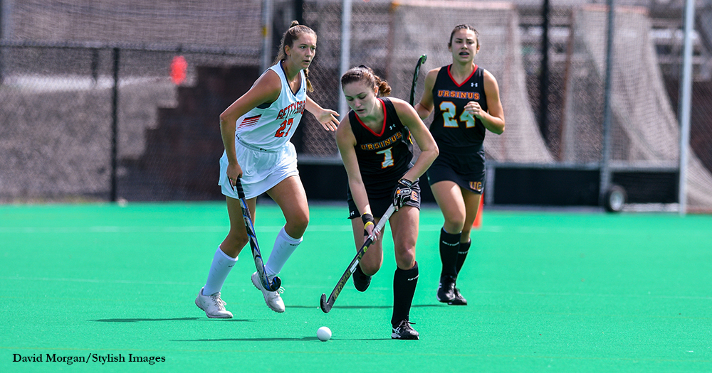 Mayer Lifts Field Hockey Past Fords in OT