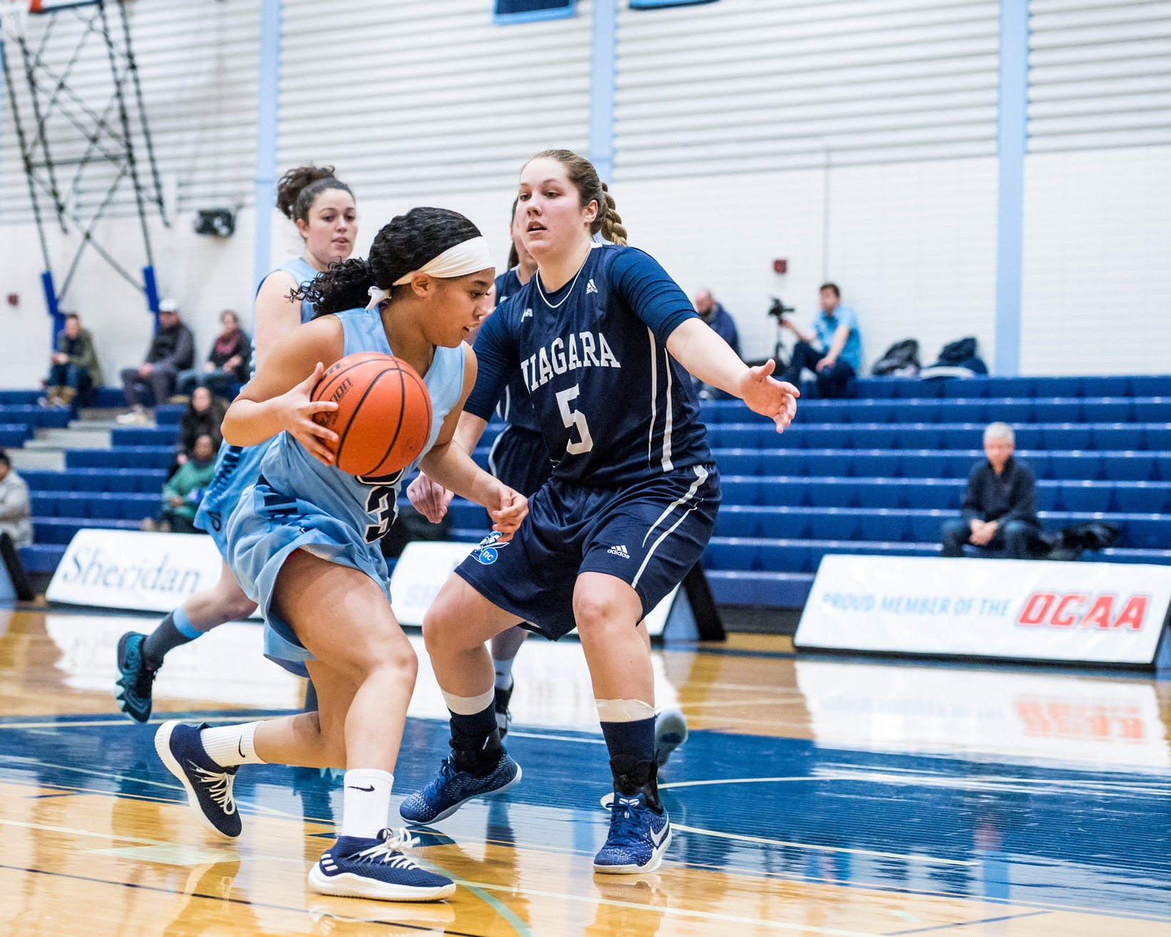 Atkinson named 1st Team-All Star and OCAA Defensive Player of the Year