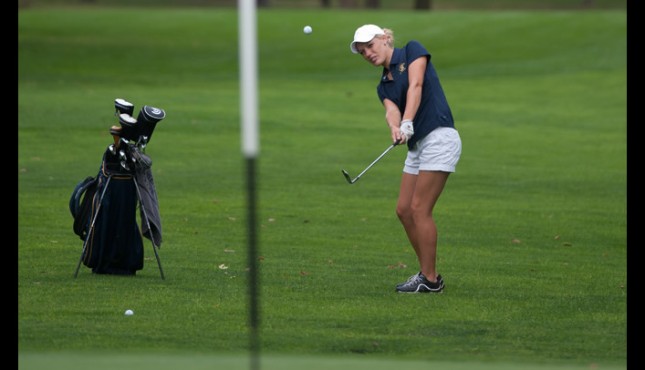 Women's Golf Finishes Second at Division III Classic