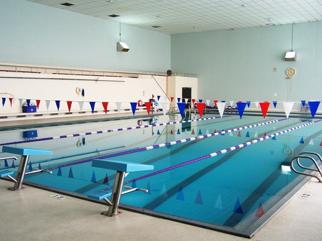 Columbia college adds swimming to athletics department columbia college for Columbia university swimming pool