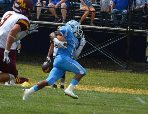 Westminster Football Notches First Win Over Minnesota-Morris