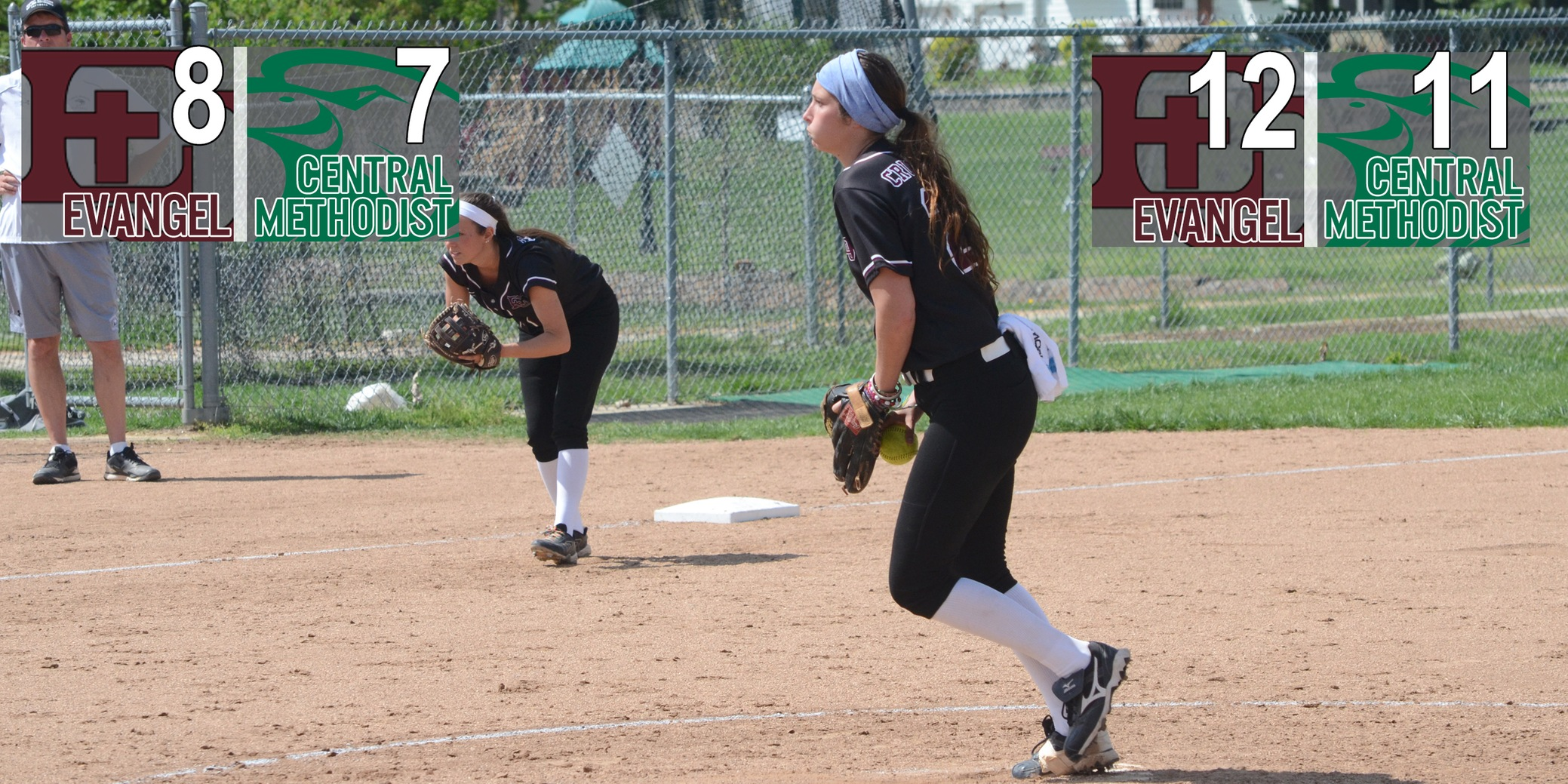 Softball Walks-Off Central Methodist Twice in Sweep