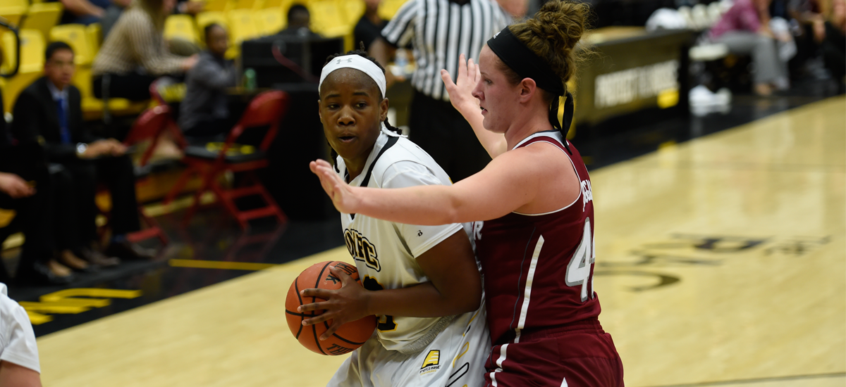 Women's Basketball Opens Homestand with Gettysburg on Sunday