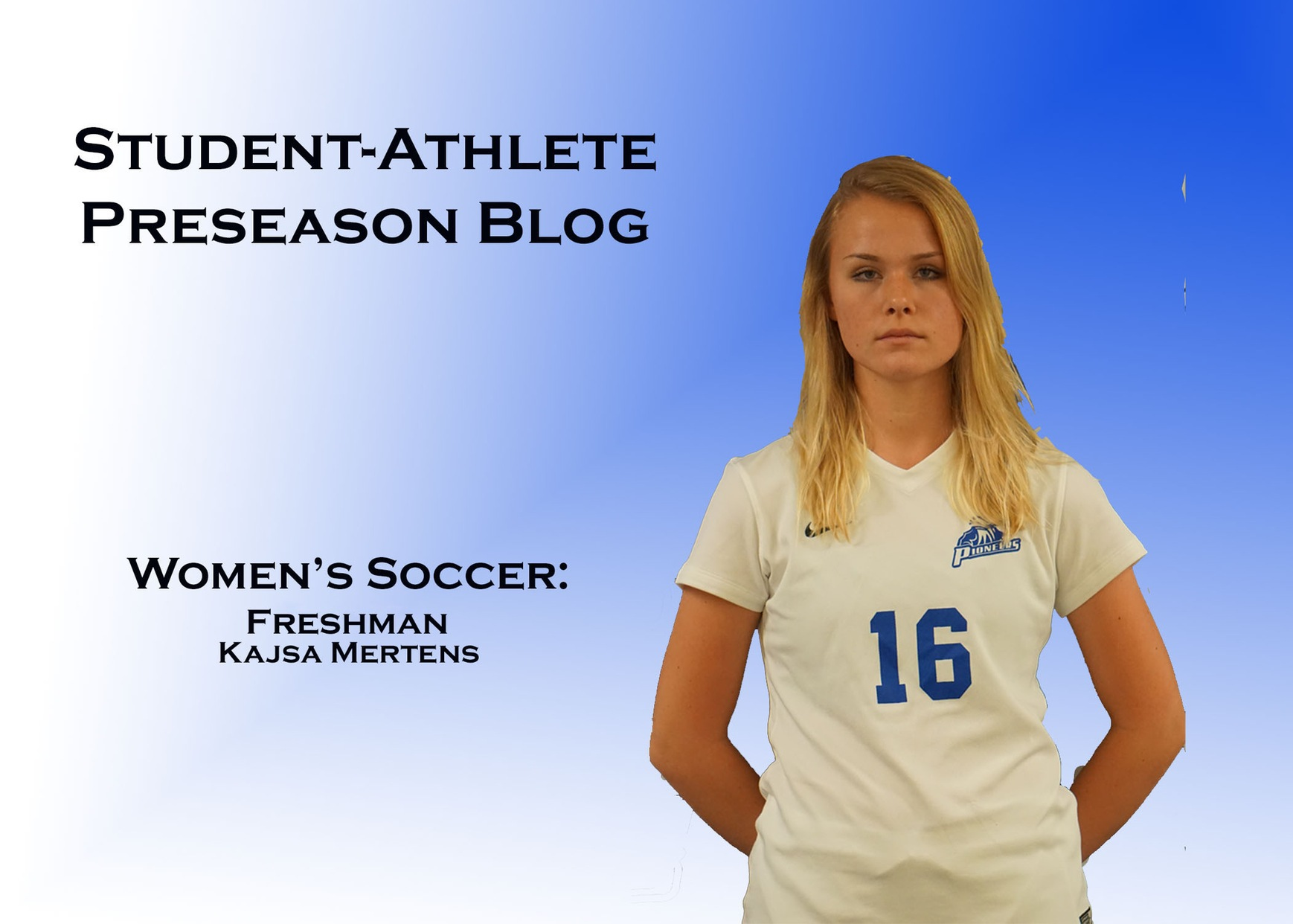 Day One: Student-Athlete Blog