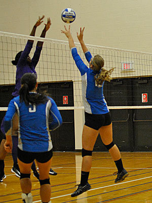 Wildcats Take Third at Lycoming Classic; Hebert Named to All-Tournament Team