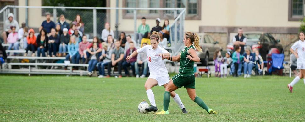 Women's Soccer Drop 2-1 Decision to NYIT - Nyack
