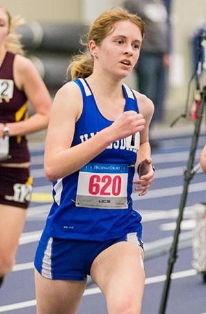 Chelsea Kilgore Hillsdale College Athletics