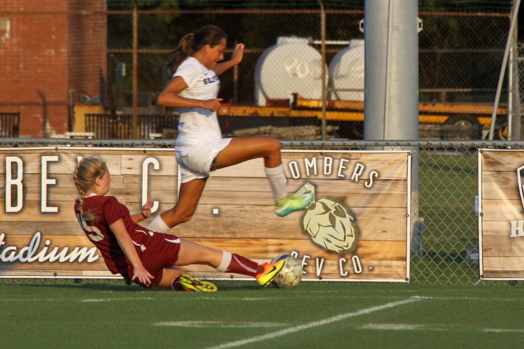 Cape Fear Women's Soccer Remains Undefeated