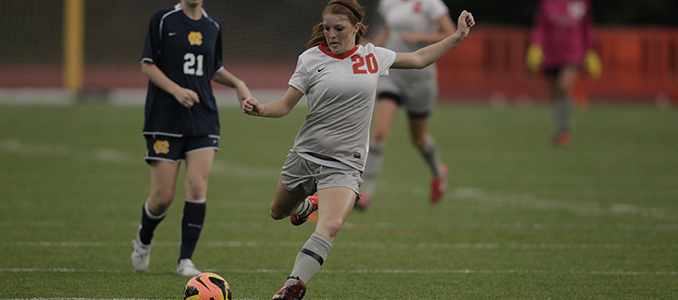 Women's Soccer Ends Road Trip with 1-0 Loss to Whitworth