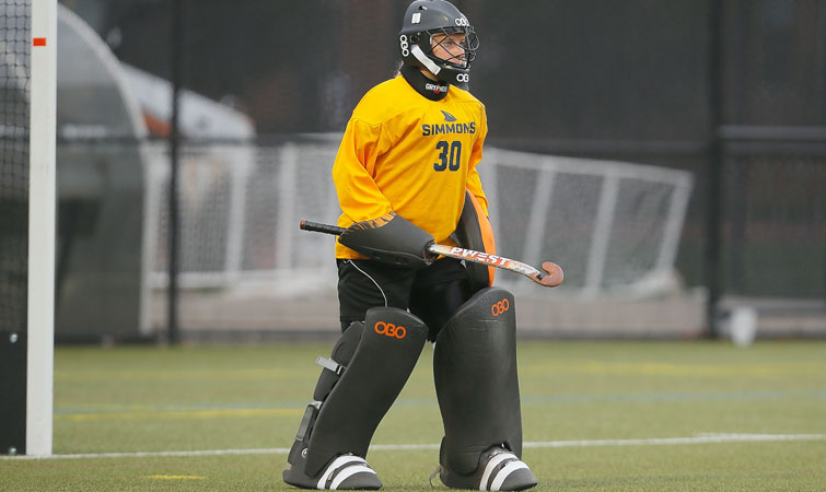 Field Hockey Blanked by Smith, 3-0 - Simmons College
