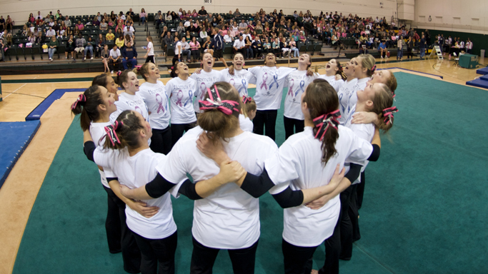 GYMNASTICS EARNS TEAM AND INDIVIDUAL ACADEMIC HONORS