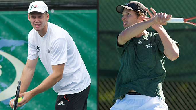 MARKSOO AND ANDERSEN RECEIVE ITA SCHOLAR-ATHLETE HONORS