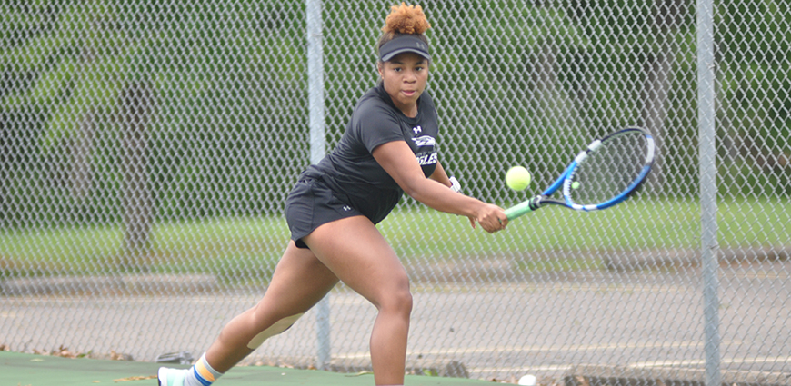 Women's Tennis Team Drops ETBU Match; Heads Into Regular Season Finale