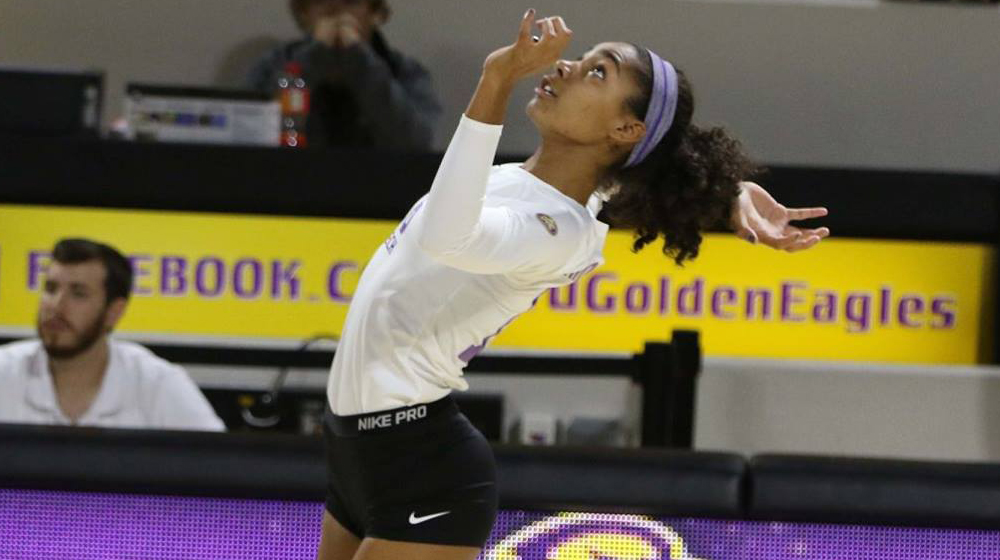 Tech volleyball falls 3-1 to OVC opponent Morehead State on Friday evening